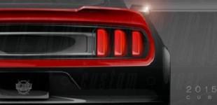 2015 LFANT Mustang