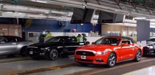 Mustang rusza na podbój świata